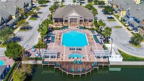 Villas at Seven Dwarfs Lane Resort near Disney World