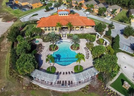 Watersong Resort near Disney World