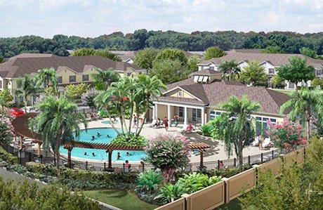 West Lucaya Village Resort near Disney World
