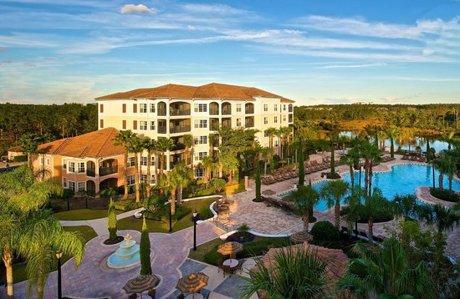 Worldquest Resort near Disney World