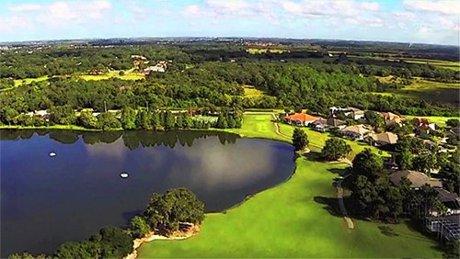 Kissimmee Bay Golf Club
