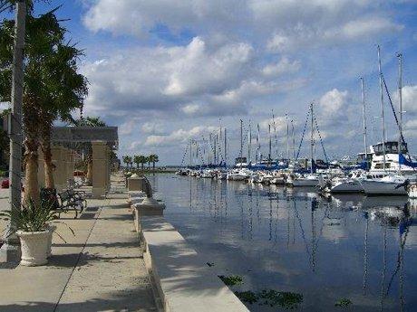Waterfront Park Sanford Florida