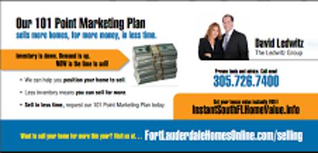 Fort Lauderdale Selling Package