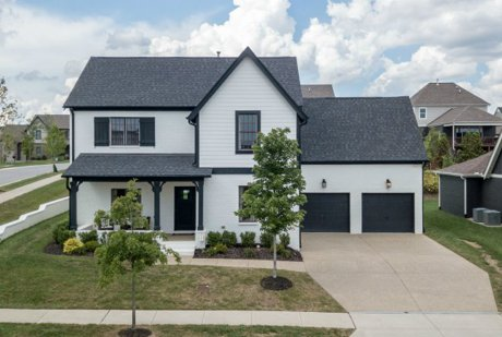 Ladd Park | Franklin TN Homes for Sale | New Construction