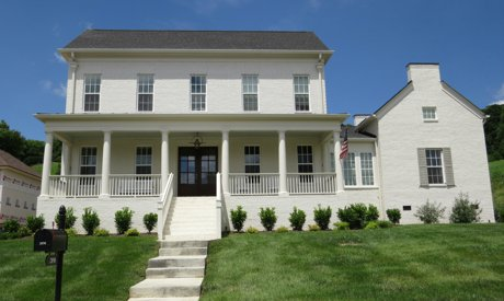 Harts Landmark | Franklin TN Homes | New Construction