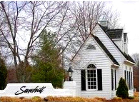 Sawhill Community Entrance