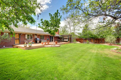 2448 S. Krameria St. in the Ever Popular Holly Hills Denver CO