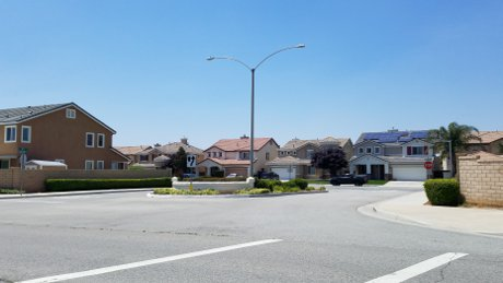 Community of Seneca Springs in Beaumont, California