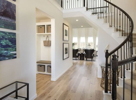 Meritage-Homes-Staircase