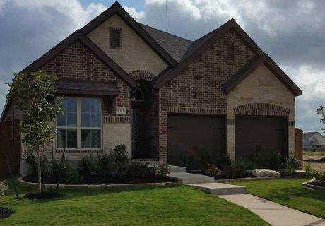Perry Homes San Antonio Builder Exterior