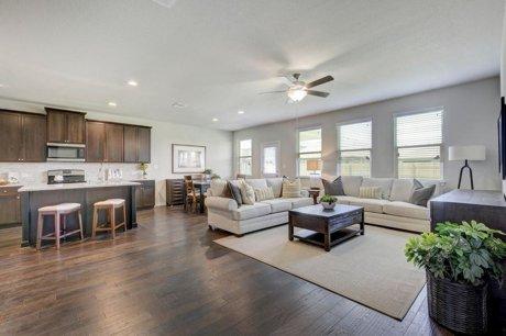William Lyon Homes Interior 1