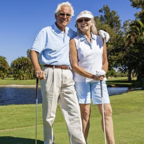 retirement and golf