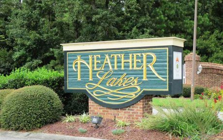 Heather Lakes Homes for Sale in Little River SC