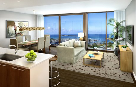 Honolulu Luxury Condos
