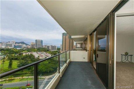View from Wailana at Waikiki #1505