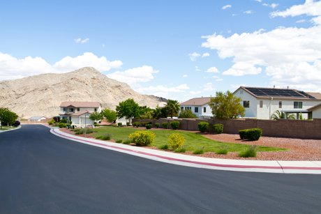 Get the Best of Both Worlds in Summerlin Homes
