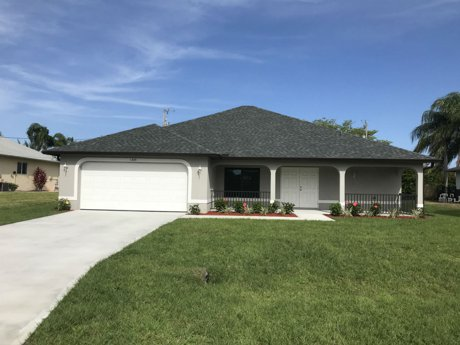New Hansen Home 2018 Model Cape Coral