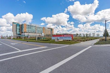 Nemours Children's Hospital in Medical City, Lake Nona Florida