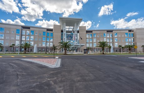 VA Medical Center in Lake Nona