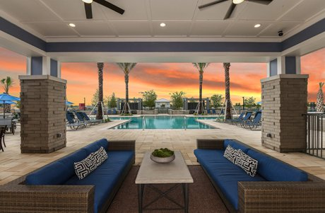 Gatherings of Lake Nona Clubhouse and Pool