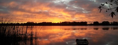 Lake Whippoorwill Lake Nona Florida