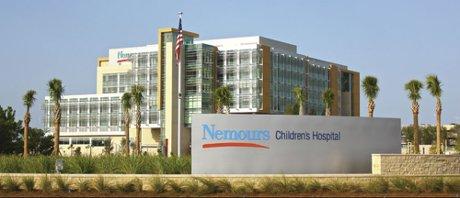 Nemours Children's Hospital in Lake Nona Florida
