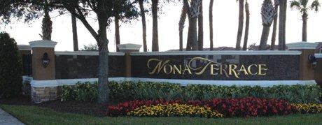 Nona Terrace in Lake Nona