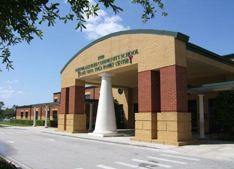 Northlake Elementary School and YMCA in Lake Nona