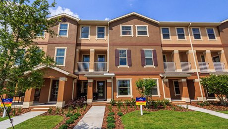 Ravinia at East Park Townhomes for Sale Lake Nona
