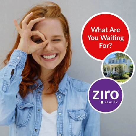 buy and sell a home with ziro realty and save thousands