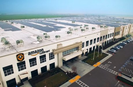 Amazon Fulfillment Center in Meadow Woods