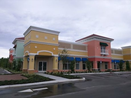 Wyndham Lakes Plaza in Meadow Woods Florida