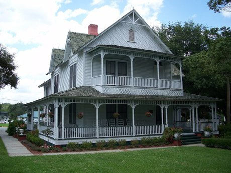 Withers-Maguire House in Ocoee Florida