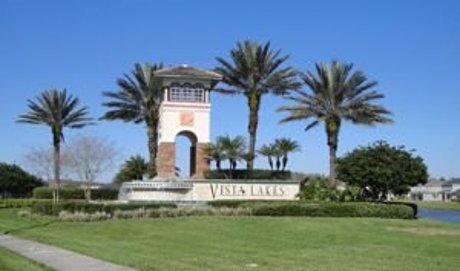 Vista Lakes Orlando Florida