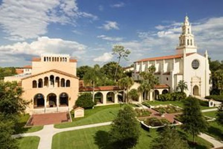 Annie Russel Theatre at Rollins College in Winter Park