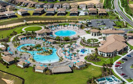 Champions Gate Country Club Pool Complex