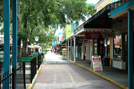 Old Town in Kissimmee Florida