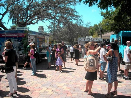 Lake Mary Food Truck Event