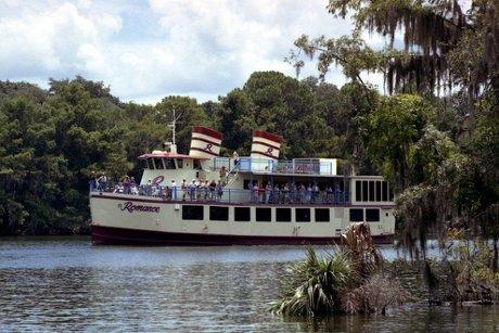 Rivership Romance in Sanford Florida