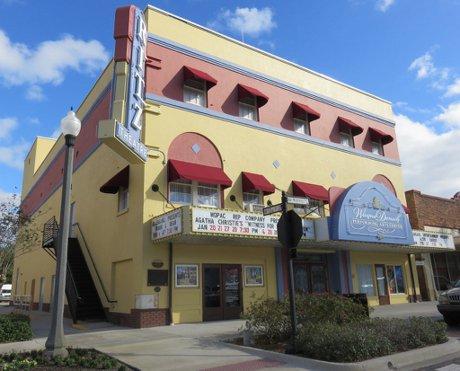Wayne Densch Performing Arts Center Sanford Florida