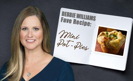 Debbie Williams Mini Pot Pies