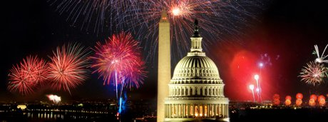 Fireworks at the Nation's Capitol