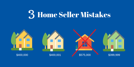 3 Common Home Seller Mistakes - RochMnHomes.net
