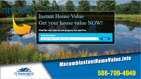 Macomb Instant House Value