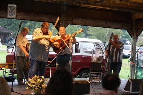 Music Festival in Clifton Ohio