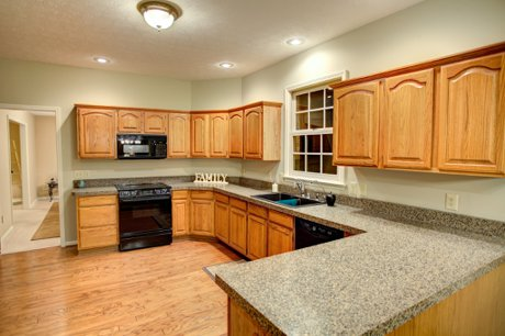 Beavercreek home for sale with granite kitchen