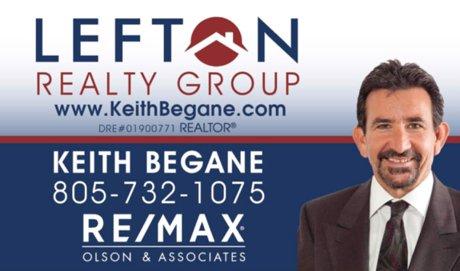 Keith Begane realtor