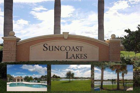 Suncoast Lakes home sales