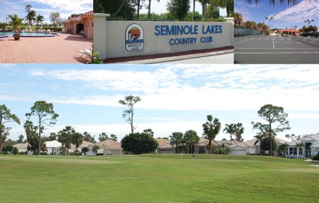 Seminole Lakes home for sales