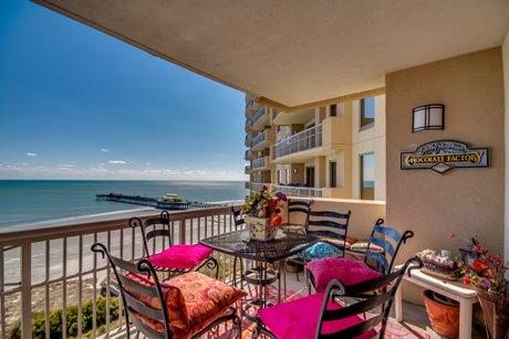 Myrtle Beach Oceanfront Condos